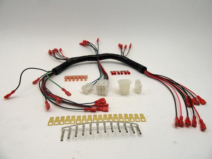 fj40 gauge wiring harness for cable driven speedometer. Black Bedroom Furniture Sets. Home Design Ideas