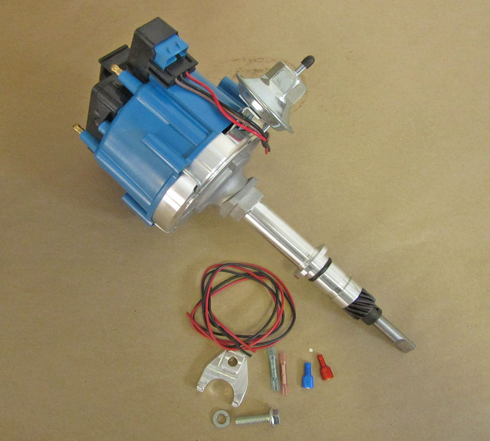FJ40 FJ60 Ignition System Vacuum Advance Distributor