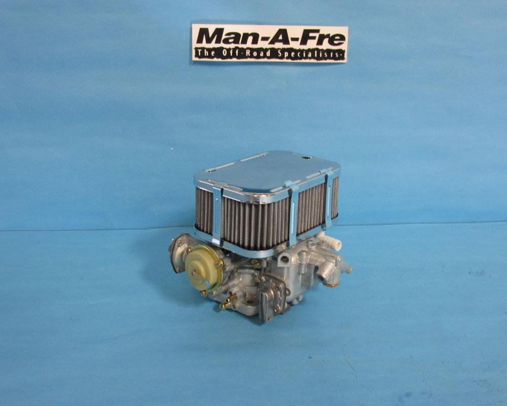 FJ40 FJ45 FJ60 Carburetor Conversion Kits F / 2F Engines with Stock Air  Cleaner Weber 1980, 1981, 1982, 1983, 1984, 1985, 1986, 1987