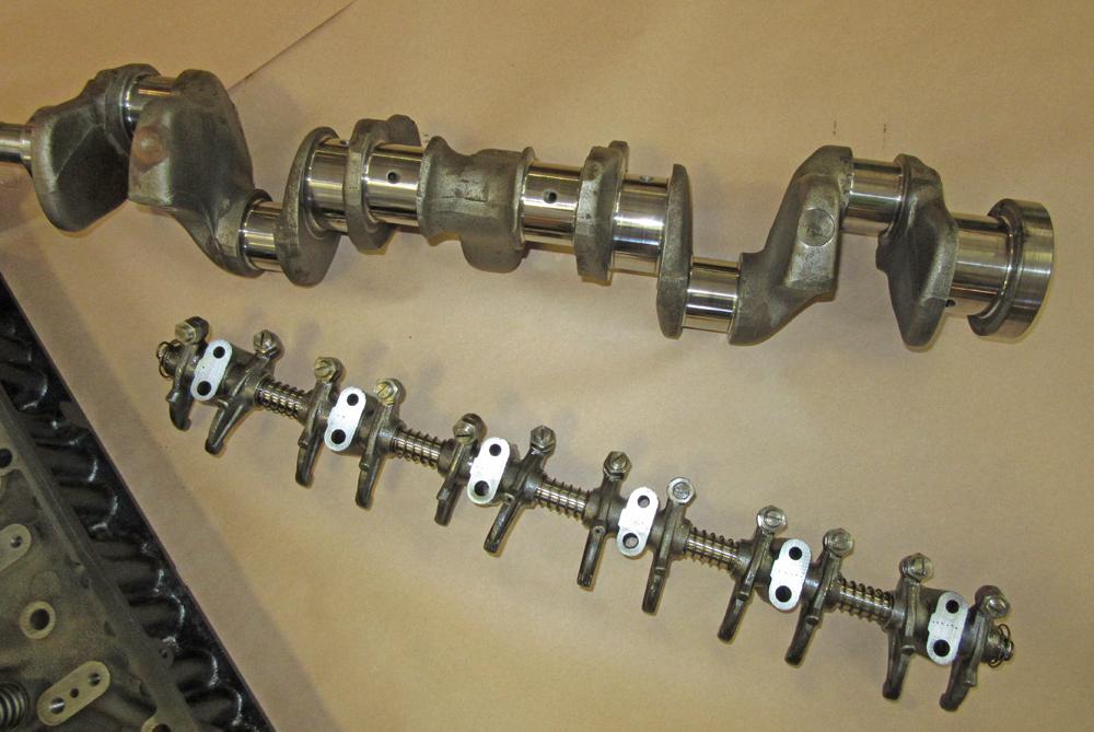 FJ40 FJ60 Crankshaft Reground for 2F ENGINE 1974, 1975, 1976, 1977, 1978,  1979, 1980, 1981, 1982, 1983, 1984, 1985, 1986, 1987