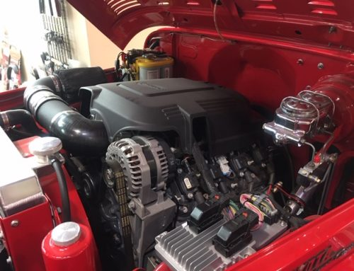 Land Cruiser V8 Conversions  Why and How
